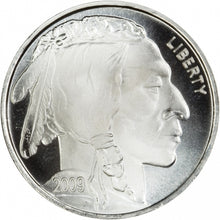 Load image into Gallery viewer, Silver Round 1 oz