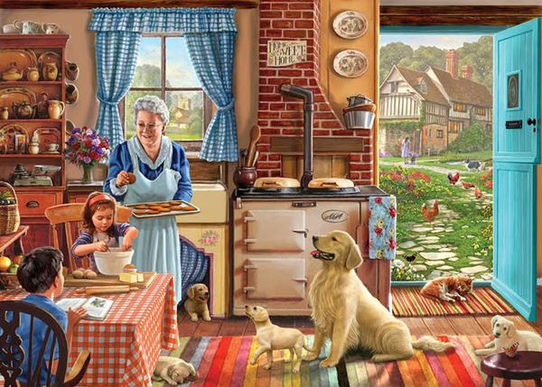 jigsaw puzzle for mothers