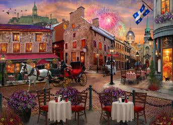Old Montreal Puzzle