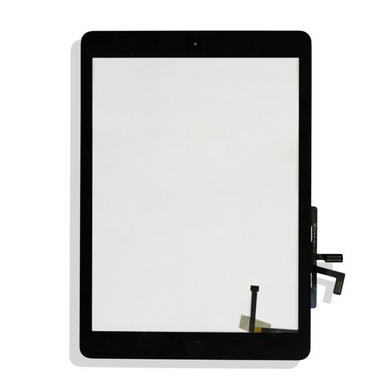 iPad Air/iPad 5 (Best Quality) Replacement with Small Parts with Home Button - Black