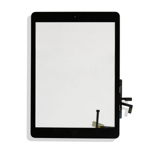 iPad Air/iPad 5 (Quality Aftermarket) Digitizer Screen Replacement with Home Button - Black