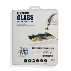iPad Air/Air 2/Pro 9.7/iPad 5/iPad 6 Tempered Glass Screen Protectors