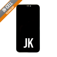 iPhone XR LCD and Touch Screen Assembly (JK - Incell with Back Plate)