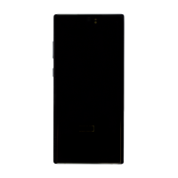 Samsung Note 10 (with Frame) Replacement Part - Black (NO LOGO)