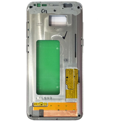 Samsung S8 Middle Housing - Silver
