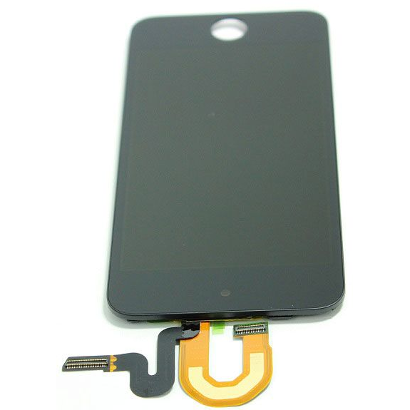 iTouch 5 Complete Assembly Replacement Part - Black