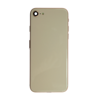 iPhone 8 Back Housing with Small Parts - Gold (NO LOGO)