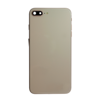 iPhone 8 Plus Back Housing with Small Parts - Gold (NO LOGO)