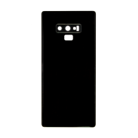 Samsung Note 9 Back Cover - Black (NO LOGO)