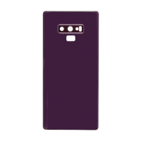 Samsung Note 9 Back Cover - Purple (NO LOGO)