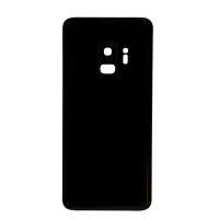 Samsung S9 Back Cover - Black (NO LOGO)