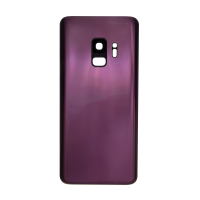Samsung S9 Back Cover - Purple (NO LOGO)