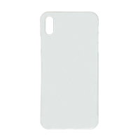 iPhone XS Back Cover Replacement Part - White (NO LOGO)
