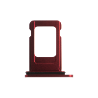 iPhone 11 Sim Card Tray - Red