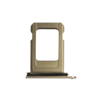 iPhone 11 Pro/Pro Max Sim Card Tray - Gold