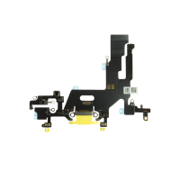 iPhone 11 Charging Port with Flex Cable Replacement Part - Yellow