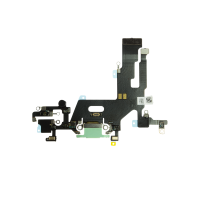 iPhone 11 Charging Port with Flex Cable Replacement Part - Green