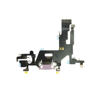 iPhone 11 Charging Port with Flex Cable Replacement Part - Purple