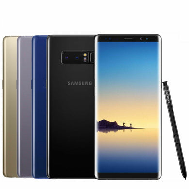 Galaxy Note 8 N950U Verizon CDMA/GSM Unlocked A/B (NO LCD BURN)