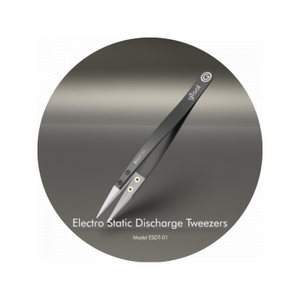 Electro Static Discharge Tweezer