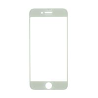 iPhone 8 Front Glass with Frame - White