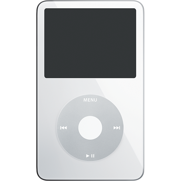 1TB to 4TB iPod Classic 5th Gen | Black