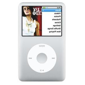 1TB to 4TB iPod Classic 7th Gen | Official - As Seen on Cult of Mac! |  Silver