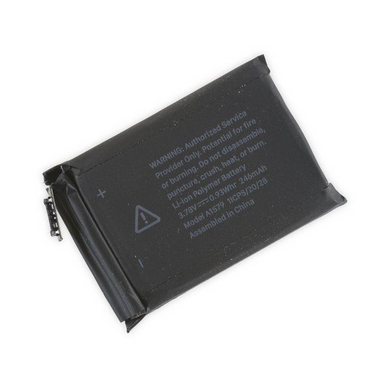 Apple Watch Series 3 38mm (GPS) Battery Replacement Part