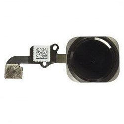 iPhone 6S/6S Plus Home Button Replacement Part - Black
