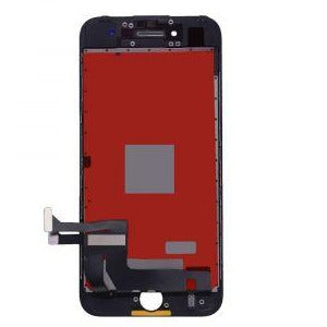 iPhone 7 (Quality Aftermarket) Complete Replacement Part - Black