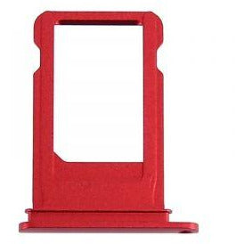 iPhone 7 Plus Sim Card Tray - Red