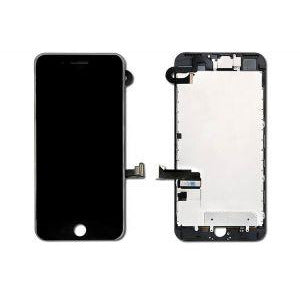 iPhone 7 Plus with Small Parts (Quality Aftermarket) Replacement - Black