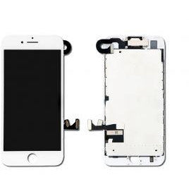 iPhone 7 Plus with Small Parts (Quality Aftermarket) Replacement - White