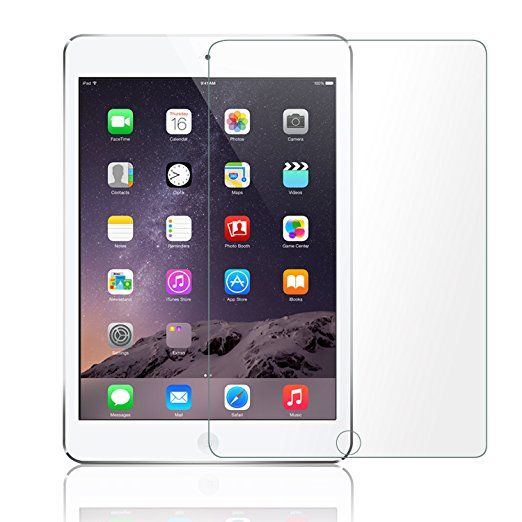 iPad Air/Air 2/Pro 9.7/iPad 5/iPad 6 Tempered Glass (without Packaging) Screen Protectors