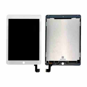 iPad Air 2 (Quality Aftermarket) Digitizer Touch Replacement Part with LCD - White