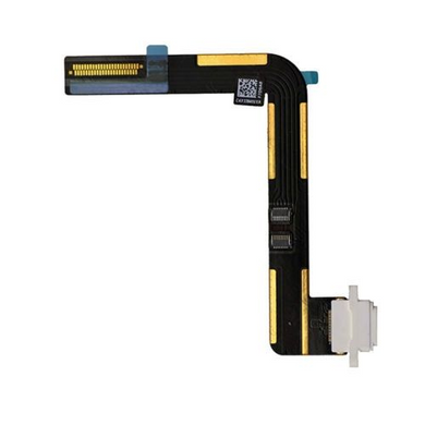 iPad Air 2 Charging Dock with Flex Cable - White