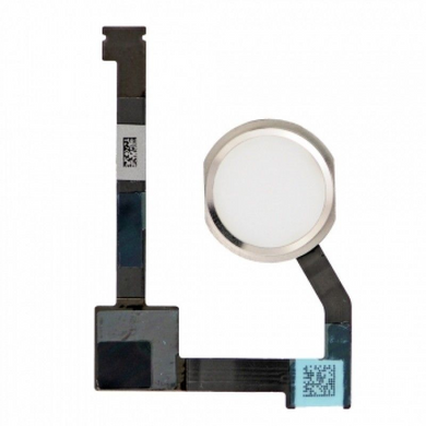 iPad Mini 4 Home Button with Flex Cable - White