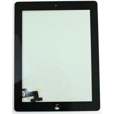 iPad 2 (Best Quality) Digitizer Assembly Replacement Part - Black