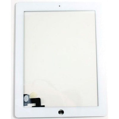 iPad 2 (Best Quality) Digitizer Touch Replacement Part - White