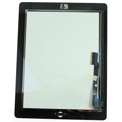 iPad 3 (Best Quality) Digitizer Assembly Replacement Part - Black