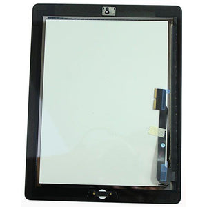 iPad 3/4 (HQC) Digitizer Replacement Part with Small Parts - Black