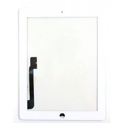 iPad 3 (Best Quality) Digitizer Assembly Replacement Part - White