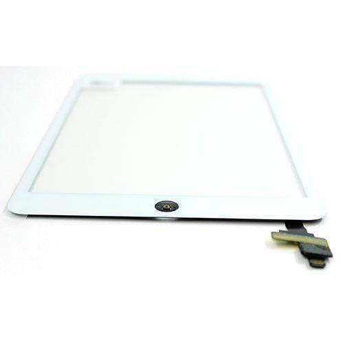 iPad Mini (HQC) Digitizer IC + CameraPlate with Home Button - White