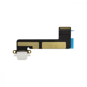iPad Mini 3 Charging Port Replacement Part - White