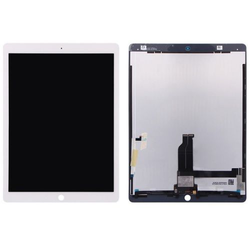 iPad Pro 12.9 Digitizer Touch Screen with LCD and Mother Board - White