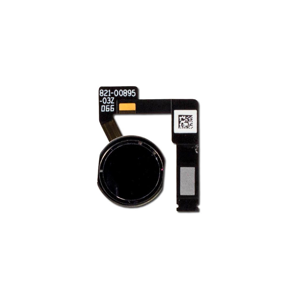 iPad Pro 12.9 2nd Gen Home Button Replacement Part - Black