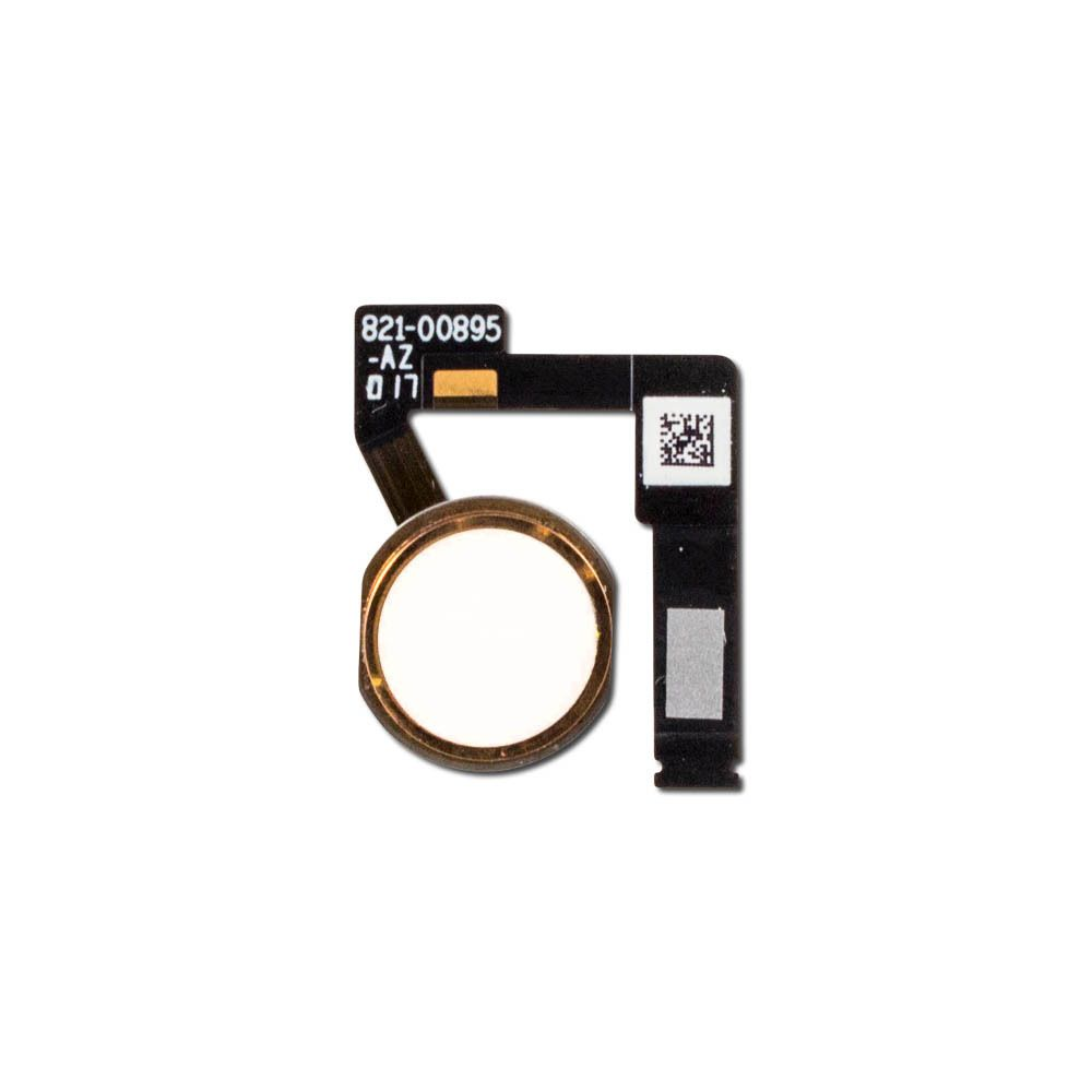 iPad Pro 12.9 2nd Gen Home Button Replacement Part - Gold