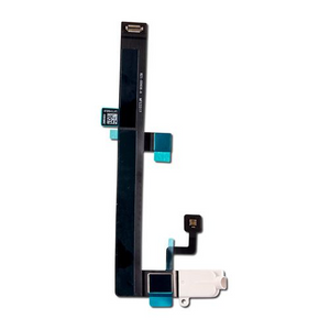 iPad Pro 12.9 2nd Gen Headphone Jack Flex Cable Replacement Part - White