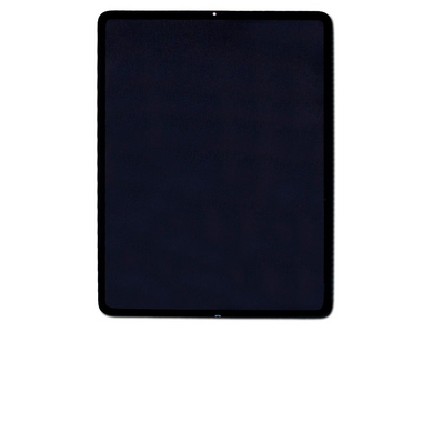 iPad Pro 12.9 (3rd Gen) (Best Quality) with Motherboard Replacement Part - Black