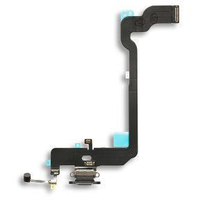 iPhone XS Charging Port Replacement Part - Black